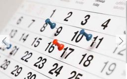 Calendario scolastico a.s. 2018/2019